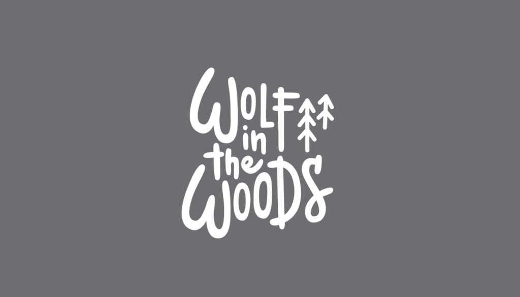 Kate Hursthouse_Wolf in the Woods Logo